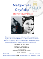 Copy of Plakat Czynska